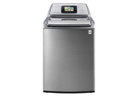 LG - WT6001HVA - Top Load Washers