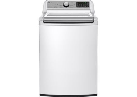 LG - WT7200CW - Top Load Washers