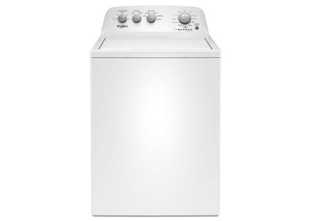 Whirlpool 3.8 Cu. Ft. White Top Loading Washer - WTW4855HW