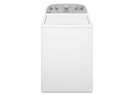 Whirlpool 3.8 Cu. Ft. White Top Loading Washer - WTW4955HW