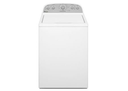 Whirlpool 4.3 Cu. Ft. White High-Efficiency Top Loading Washer - WTW5000DW