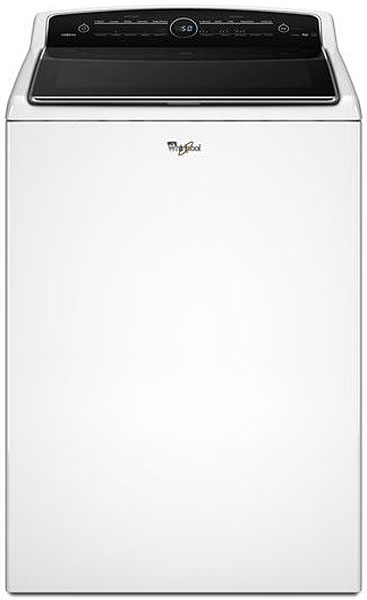 Whirlpool Cabrio Top Load Steamwasher Wtw8500dw Abt