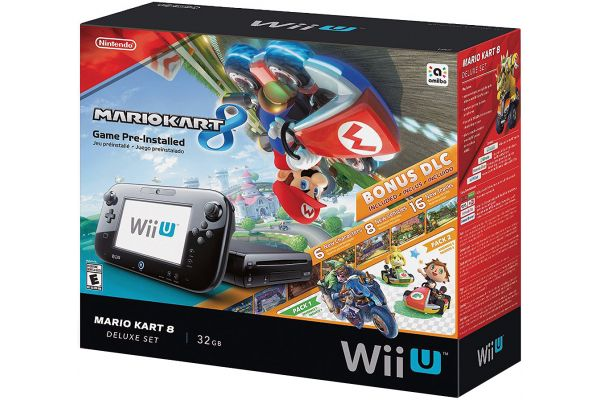 Nintendo Wii U Mario Kart 8 Deluxe Set - WUPSKAGP