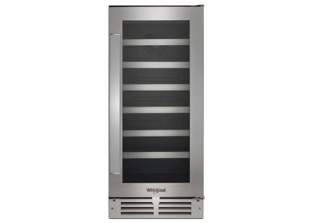 Whirlpool - WUW55X15HS - Wine Refrigerators and Beverage Centers