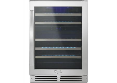 Whirlpool - WUW55X24DS - Wine Refrigerators and Beverage Centers