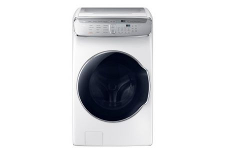Samsung - WV60M9900AW - Front Load Washing Machines
