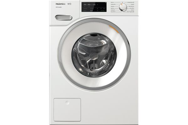 Miele W1 White Front Load Washer - 11WF0605USA