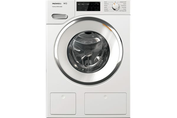 Large image of Miele W1 White Front Load Washer - 10666180