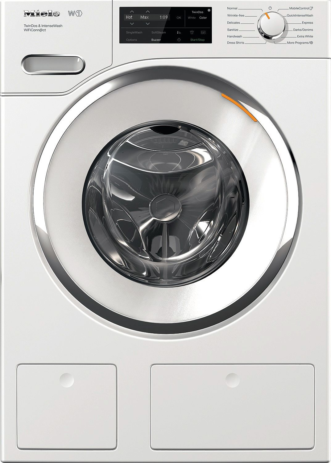 Ongekend Miele W1 White Front Load Washer - 11WH8605USA YK-53