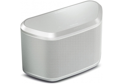 Yamaha White Bluetooth Speaker With MusicCast - WX-030WH