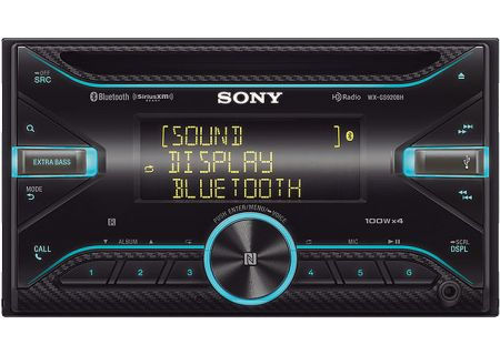 Sony - WX-GS920BH - Car Stereos - Double DIN