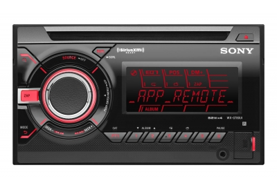 Sony - WX-GT80UI - Car Stereos - Double Din