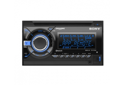Sony - WX-GT90BT - Car Stereos - Double DIN