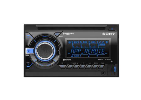 Sony - WX-GT90BT - Car Stereos - Double DIN