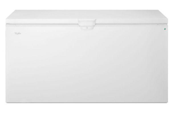 Whirlpool White 22 Cu. Ft. Chest Freezer - WZC5422DW