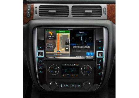 Alpine - X009-GM - In-Dash GPS Navigation Receivers