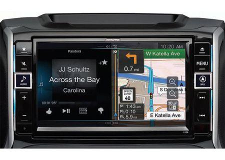 Alpine - X109-WRA - In-Dash GPS Navigation Receivers