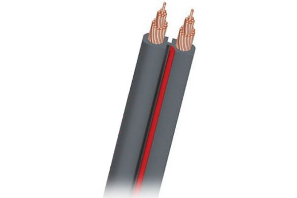 Large image of AudioQuest Flat Series 30 Feet Speaker Cable - X2GR30FT