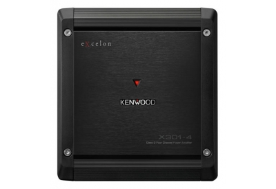 Kenwood - X301-4 - Car Audio Amplifiers