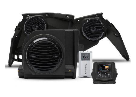 Rockford Fosgate Stage 3 Front Speaker And Subwoofer Kit For Select Maverick X3 Models - X3-STAGE3