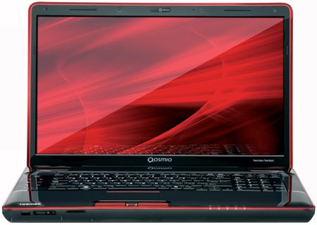 Toshiba - X505-Q885 - Laptops & Notebook Computers