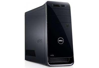 Dell XPS 8700 Black Desktop Computer - X8700-2815BLK