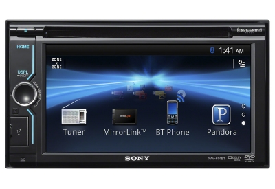 Sony - XAV-601BT - Car Stereos - Double Din