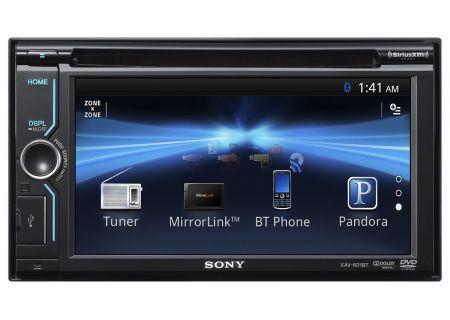 Sony - XAV-601BT - Car Stereos - Double DIN