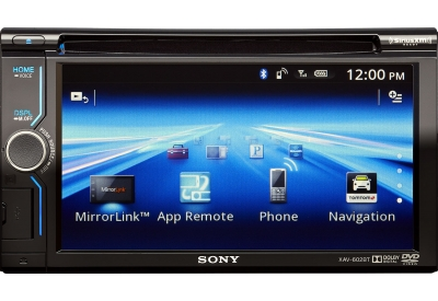 Sony - XAV602BT - Mobile Video