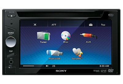 Sony - XAV-63 - Car Stereos - Double Din
