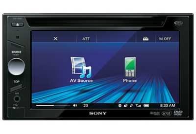Sony - XAV-64BT - Car Stereos - Double Din