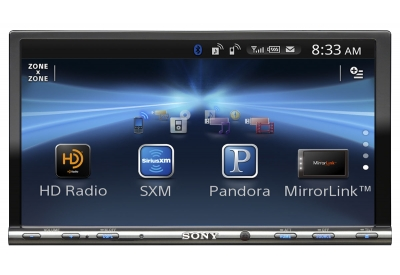 Sony - XAV-701HD - Car Stereos - Double Din