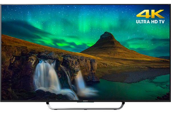 "Sony 65"" Black Ultra HD 4K LED 3D Smart HDTV - XBR-65X850C"
