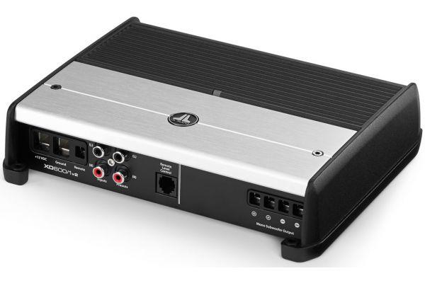 Large image of JL Audio XD Series Monoblock Class D 600 W Subwoofer Amplifier - 98604