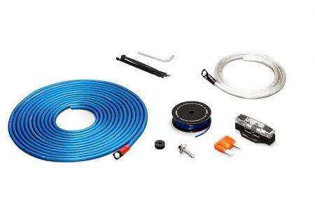 JL Audio Single Amplifier Power Connection - XD-PCS8-1B