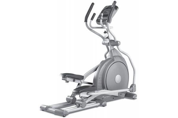 Large image of Spirit Fitness Elliptical Trainer - XE295