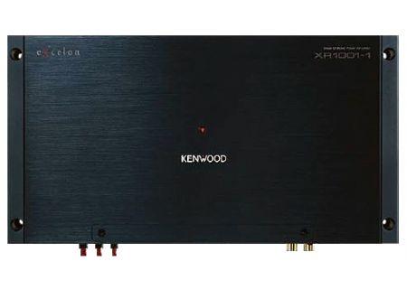 Kenwood - XR1001-1 - Car Audio Amplifiers