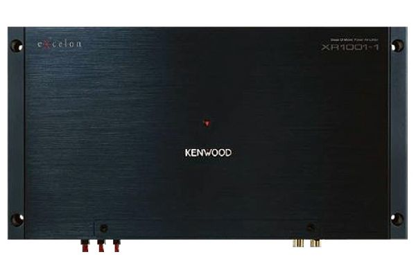 Large image of Kenwood eXcelon Class D Mono Power Amplifier - XR1001-1