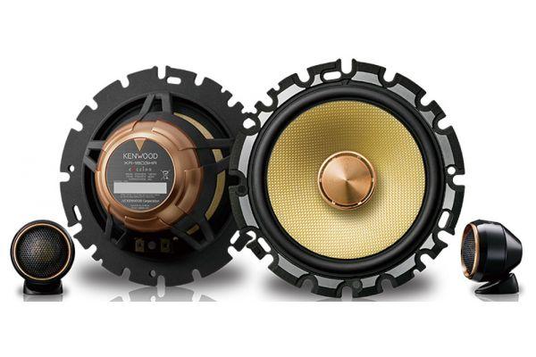 "Large image of Kenwood Excelon 6.5"" Component Speaker System (Pair) - XR-1603HR"
