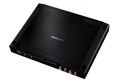 Kenwood - XR400-4 - Car Audio Amplifiers