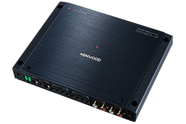 Kenwood eXcelon Class D 4 Channel Power Amplifier - XR401-4