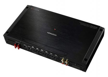 Kenwood eXcelon Class D 6-Channel Power Amplifier - XR600-6DSP