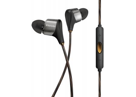 Klipsch - XR8I BLK - Earbuds & In-Ear Headphones