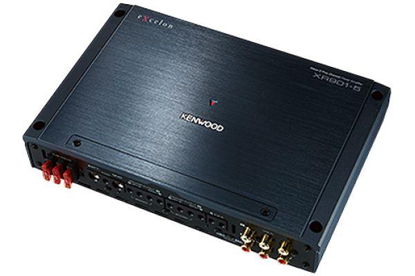 Large image of Kenwood eXcelon Class D 5 Channel Power Amplifier - XR901.5
