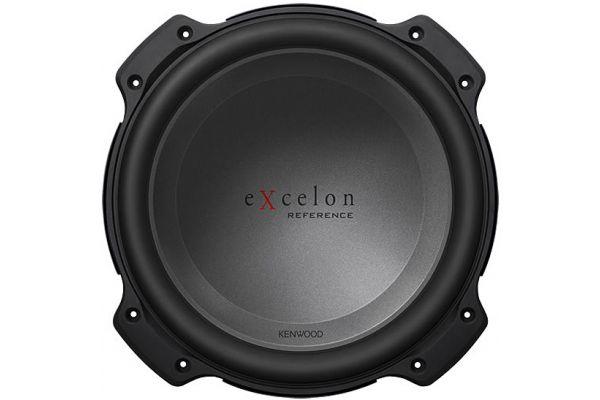 "Kenwood eXcelon 12"" 2-Ohm Oversized Subwoofer - XR-W1202"