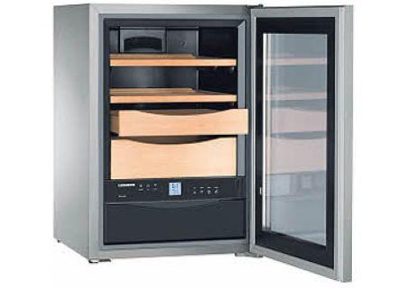 "Liebherr 17"" Stainless Steel Humidor Compact Refrigerator - XS-200"