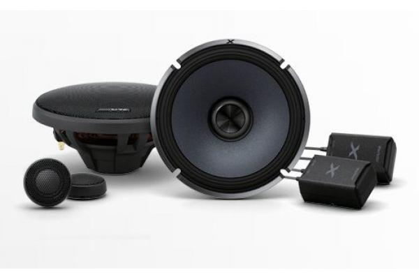 "Large image of Alpine X-Series 6.5"" Component 2-Way Speakers (Pair) - X-S65C"