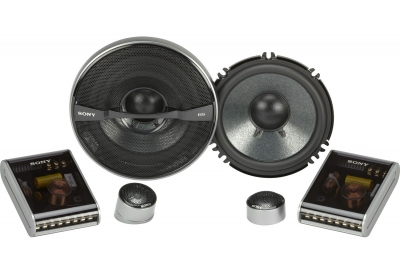 Sony - XS-GS1720S - 6 1/2 Inch Car Speakers