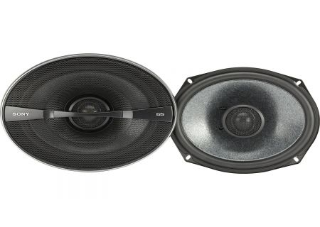 Sony - XS-GS6920 - 6 x 9 Inch Car Speakers