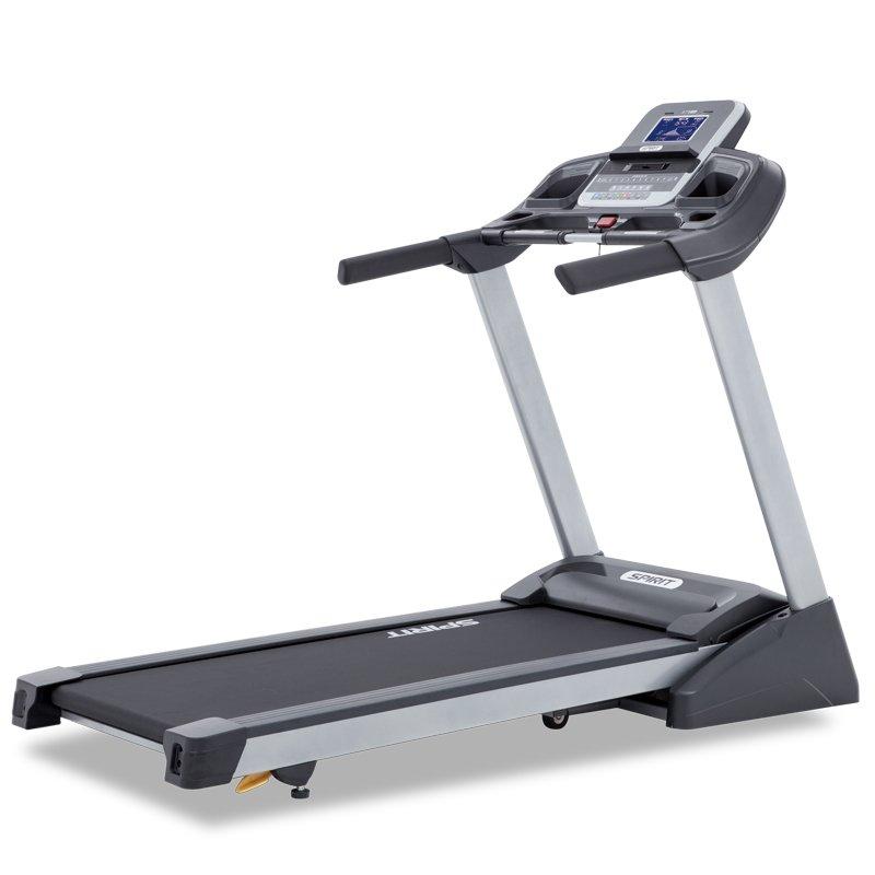 Used Sole Treadmill In Quikr: Spirit Fitness Foldable Treadmill